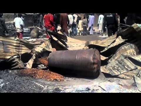 Nigerias Boko Haram crisis Bama attack mars victory claims - 19 February 2014