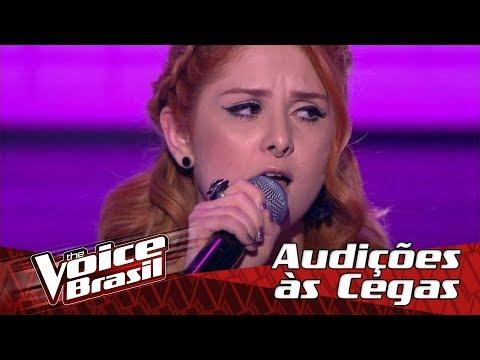"Nani canta ""Baba"" na Audição – 'The Voice Brasil' | 6ª Temporada"