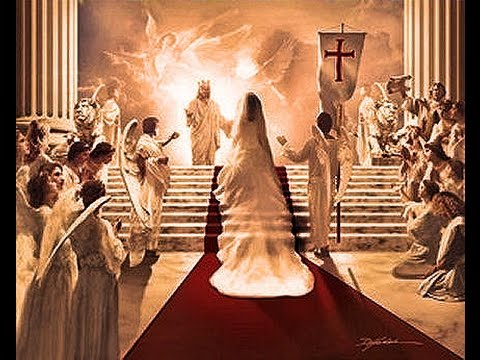 Wedding Day Of The Lamb Has Come Rapture Imminent