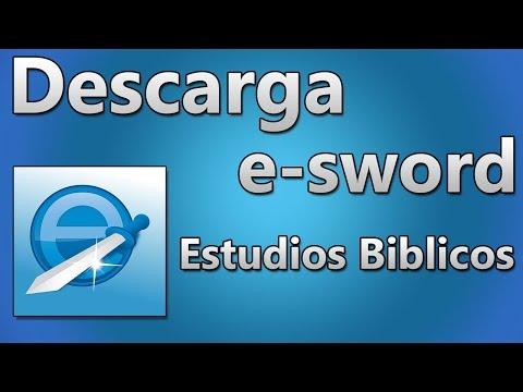 Descargar E-Sword +  Biblias & Módulos - [FULL ORIGINAL 2018✓]