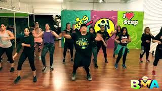 Chuleta Tostones (El Rau & Elvis Crespo) Zumba®️ Fitness choreography by Zumba Ed