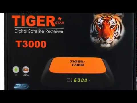 Tiger T3000 Android + Sat Receiver with Royal IPTV /Hindi /Urdu