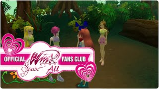 Winx Club PC Game - 7. The Winx Club go to the Swamp