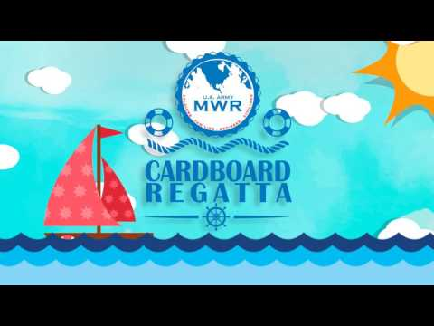 2nd ANNUAL CARDBOARD REGATTA Presented by FORT BLISS FAMILY AND MWR