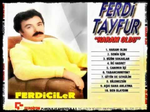Ferdi Tayfur Haram Oldu (Albüm)