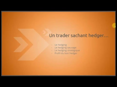 Un trader sachant hedger par Caroline Domanine