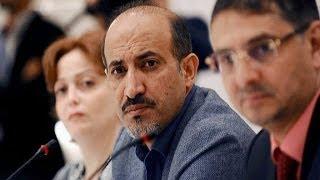 أخبار الآن - إعادة انتخاب أحمد الجربا رئيساً للائتلاف السوري المعارض