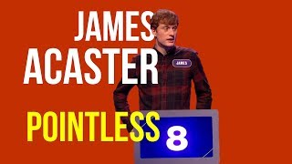 James Acaster on Pointless