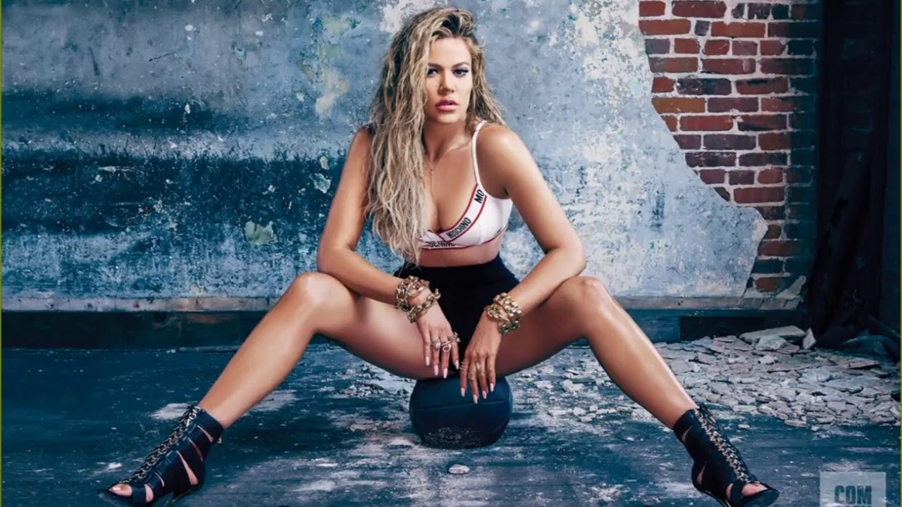 Kloe kardashian sexy