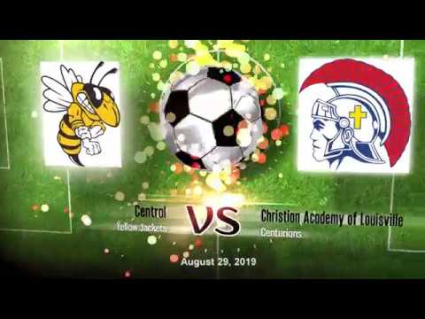 Christian Academy of Louisville Soccer 2019 vs Central Game 6