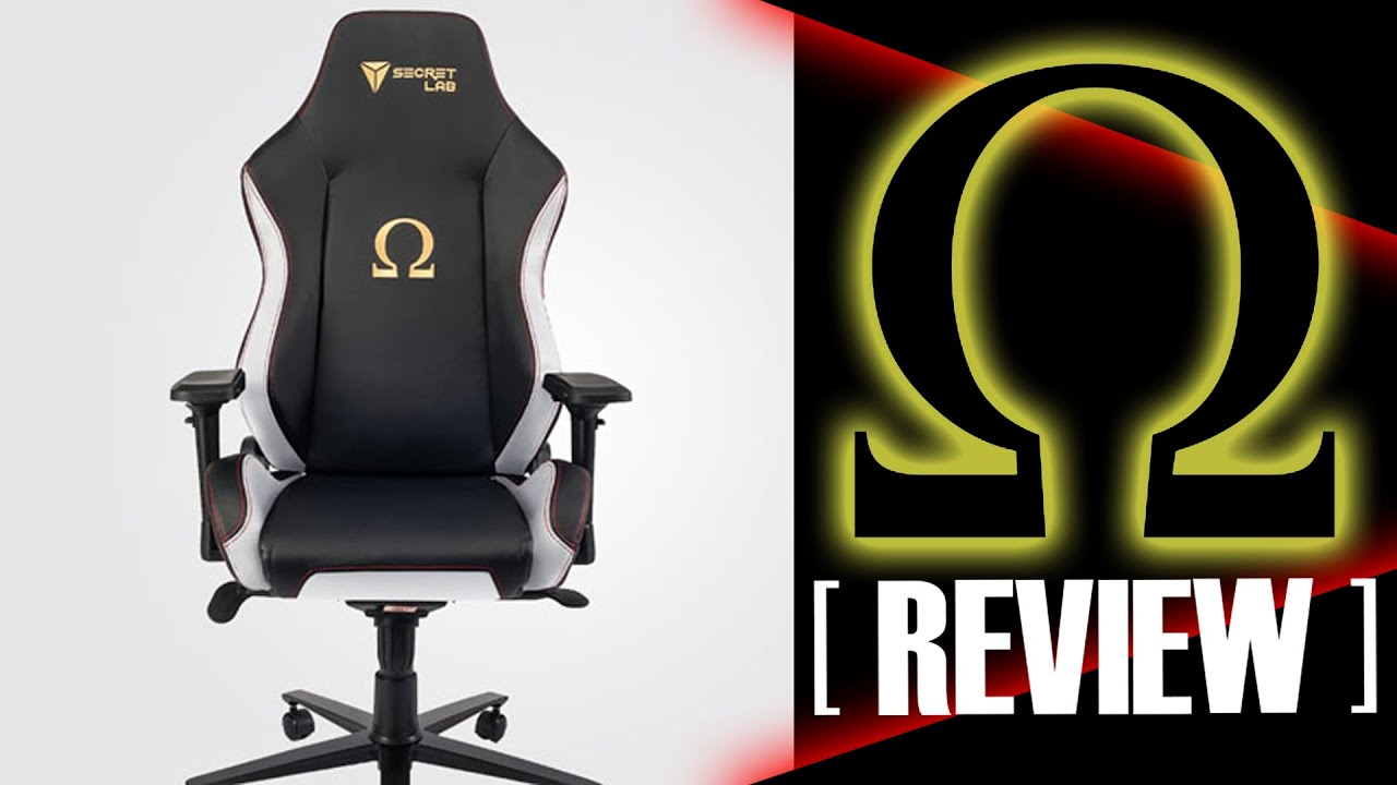 Secretlab Omega Gaming Chair Review Youtube