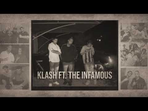 حكاية - Klash feat. The infamous (lyrics video)