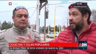 TOMÁS MÉNDEZ  - ADN - ROQUE PÉREZ UNA CIUDAD EN ESTADO TERMINAL