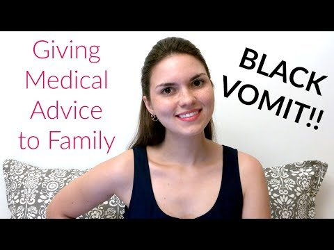 Giving Medical Advice to Family: Medical Resident Vlog
