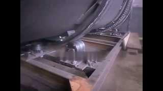 Испытания сушильного барабана Кама 3-5 т/ ч(Сушильный комплекс барабанного типа (Барабанная печь для сушки песка)