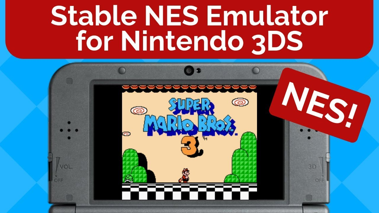 snes9x for 3ds