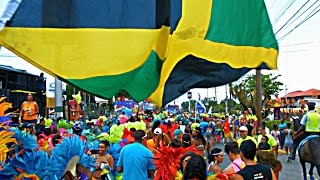 BACCHANAL JAMAICA 2015 CARNIVAL ROAD MARCH [Aftermovie]