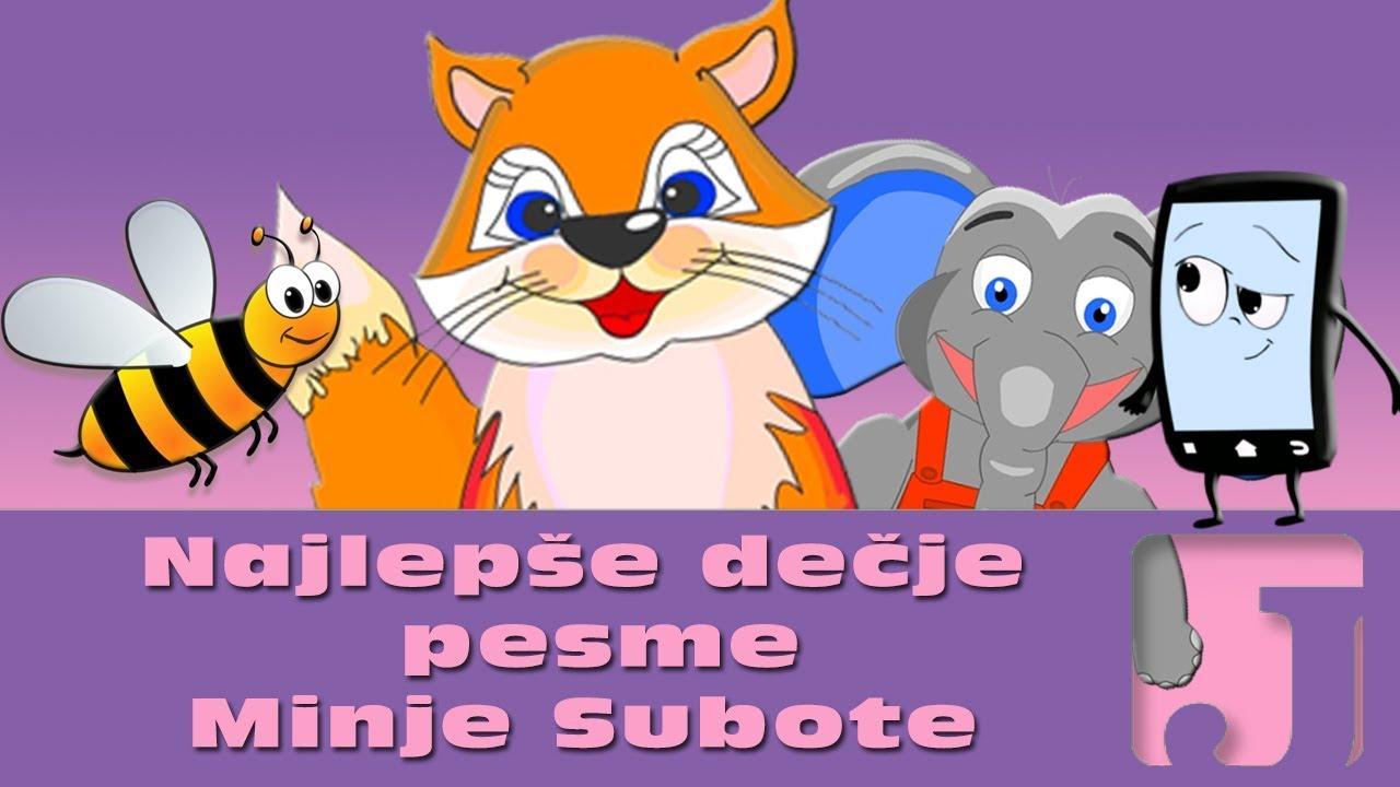 Download Najlepše dečje pesme Minje Subote | Dečje pesme | Jaccoled C