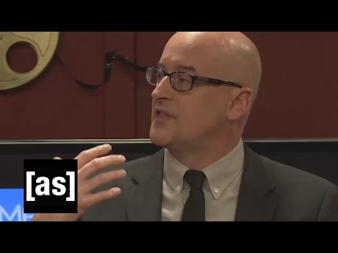On Cinema On Directors: Peyton Reed   On Cinema 3rd Annual LIVE Oscar Special  Adult Swim