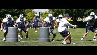 BYU Football Fall Camp 2011
