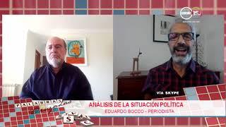 Eduardo Bocco: Análisis de la situación política