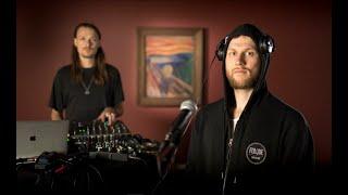 "MUNCH + Music: Fredrik Høyer and Bendik Baksaas ""Aaaaa ..."""