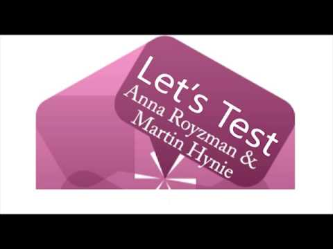 Chat with Anna Royzman & Martin Hynie for Let's Test SA