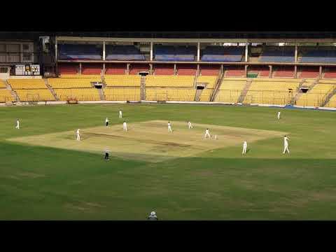 Karnataka vs Saurashtra Semi Final - Ranji Trophy Mp3