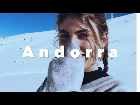 ANDORRA 2017 WITH ADEJUS