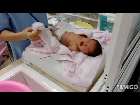 สอนอาบน้ำเด็กทารก : มิวนิคคิดดี