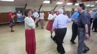 "92 TOM MILLER SINGS/CALLS ""HALLELUJAH, I LOVE HER SO"" SQUARE DANCE"