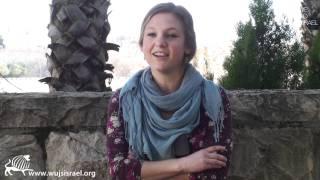 Jerusalem internship - Social Work - with Ariela Haim