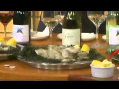 WGN Midday News   Wine & Oysters