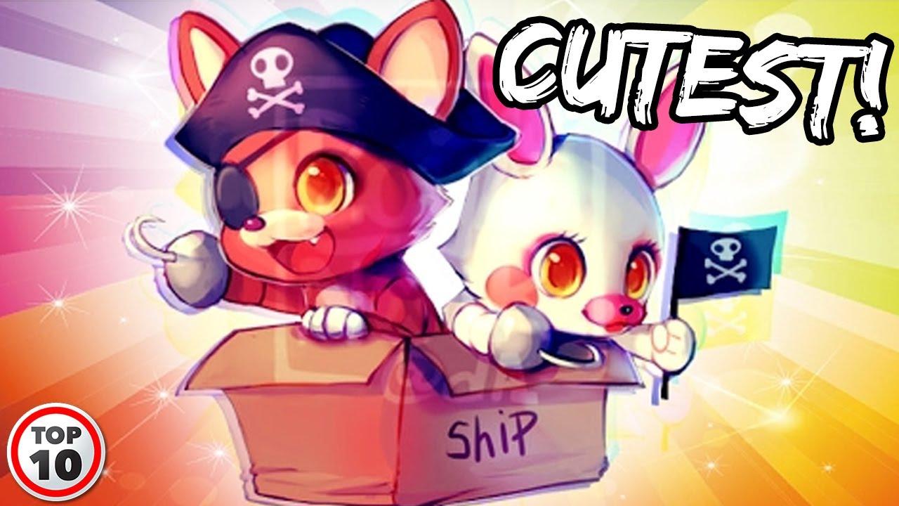 Top 10 Cutest FNAF Animatronics