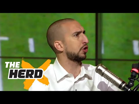 Nick Wright does not need his