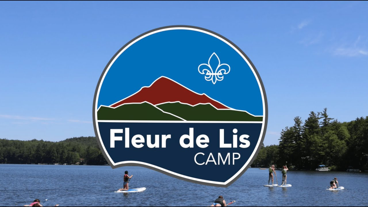 Introducing Fleur de Lis Camp's New Logo, Brand, and Website