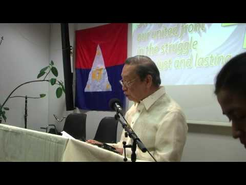 THE NEED FOR UNITED FRONT IN THE FILIPINO PEOPLE'S DEMOCRATIC REVOLUTION