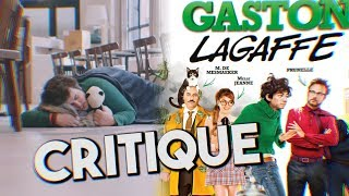 GASTON LAGAFFE - CRITIQUE