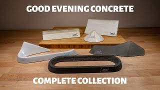 BEST FINGERBOARD RAMPS KNOW TO MAN!! (Good Evening Concrete Unboxing)