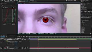 Tuto After Effect | Yeux de Loup-Garou (Genre Teen Wolf)