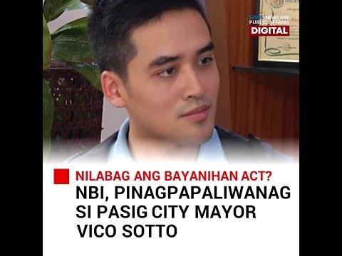 GMA Digital Specials: Mayor Vico Sotto, pinagpapaliwanag ng NBI