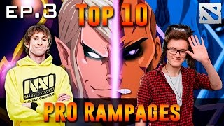 TOP 10 Pro Plays Dota 2
