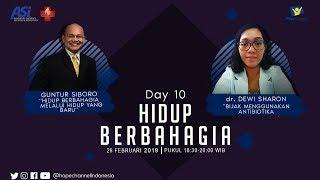 KKR NET ASi 2019 DAY 10 | Hidup Berbahagia Melalui Hidup Yang Baru