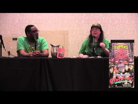 Midwest Media Expo 2014: TMNT Panel