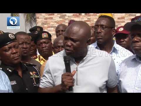 Traffic Violation: Gov Ambode Warns Lagosians, Vows Prosecution |Dateline Lagos|