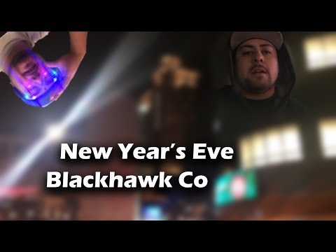 New Years Eve in Blackhawk CO