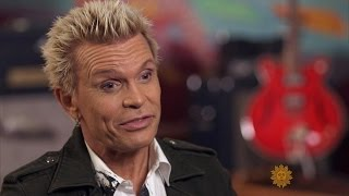 Billy Idol: Racy, real and rocking out