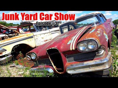 Junkyard Car Show: Episode 3