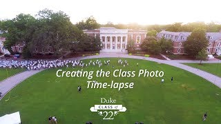 Creating the Class Photo Time-lapse