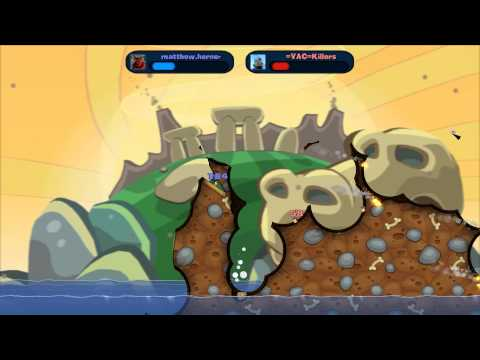 Worms Reloaded Game1 |